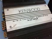 KENWOOD Car Amplifier KAC859